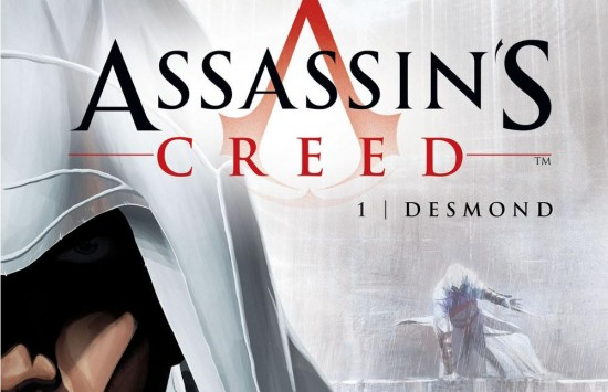 Assassin's Creed - Desmond Cover Image