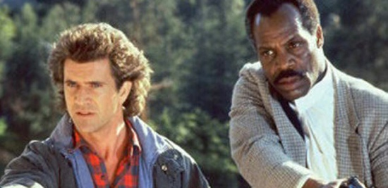 this - Lethal Weapon Christmas