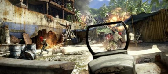 Far Cry 3 DLC Cover Image
