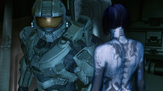 Halo 4 Cortana Chief