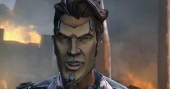 Handsome Jack Borderlands 2