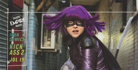 Hit-Girl Kick-Ass 2 Image Cover