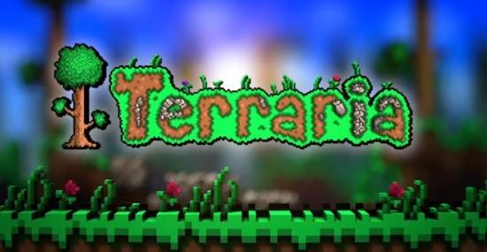 Terraria cover image