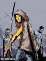 Walkind-Dead---Michonne