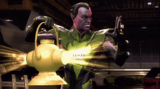 Injustice Sinestro
