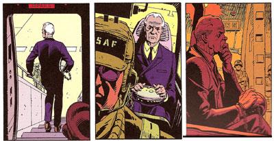 Nixon Watchmen