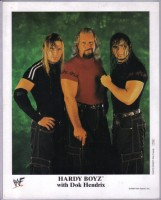 hardy boyz with dox hendrix