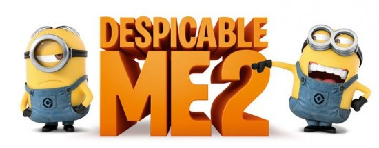 Despicable Me 2 Cover Image