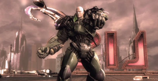 Injustice - Lex Luthor