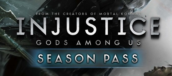 Injustice Season Pass Cover Image