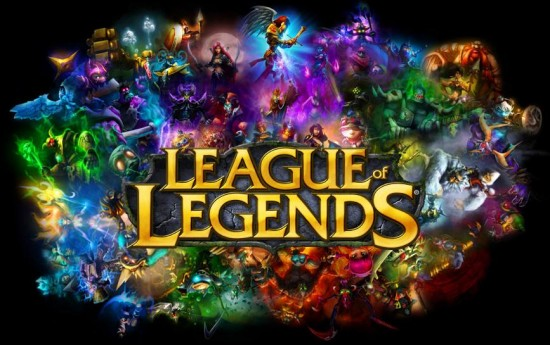 League of Legends Cover Image