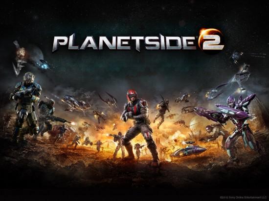 Planetside 2 Cover Image