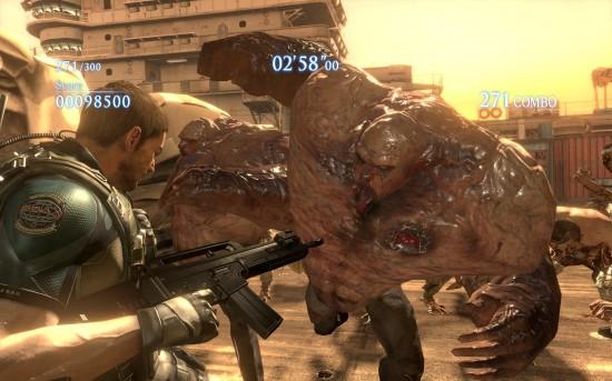 Resident Evil 6 Left 4 Dead 2 Cover image