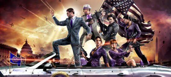 Saints Row IV Cover Image