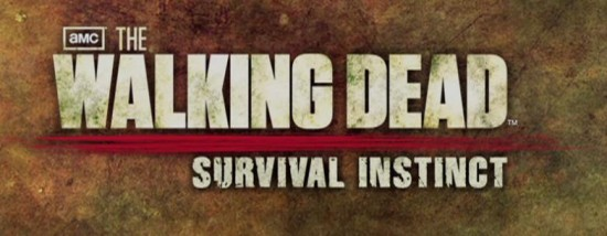 The Walking Dead Survival Instinct Cover Image