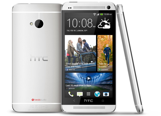 HTC-One-Silver-1