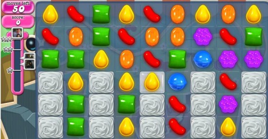 Monday Freeview Candy Crush Saga