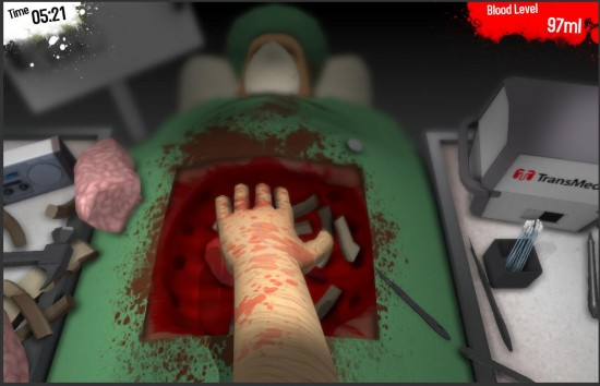 Surgeon Simulator 2013 Cover Image