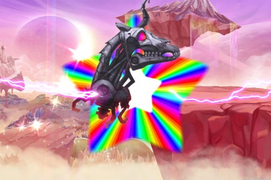 Robot Unicorn Attack 2 Cover Image