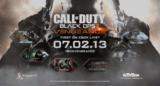 Cod Black Ops 2 Vengeance Cover Image