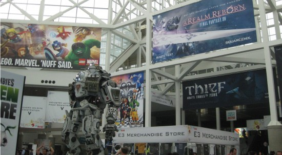 E3 2013 Cover Image
