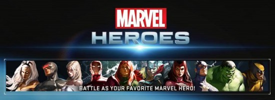 Marvel Heroes MMO Cover Image