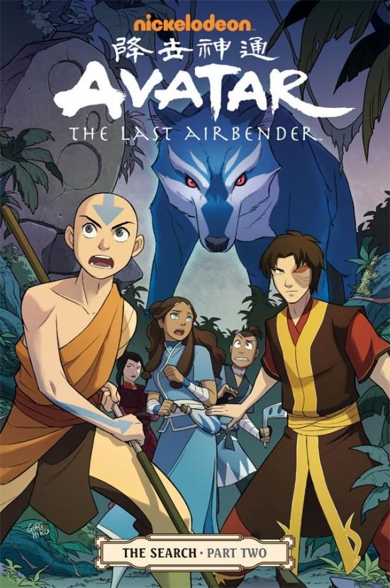 Avatar novel