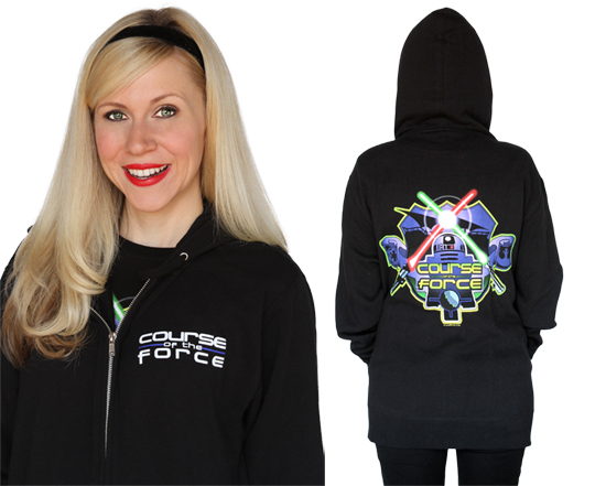Course of the Force Jacket