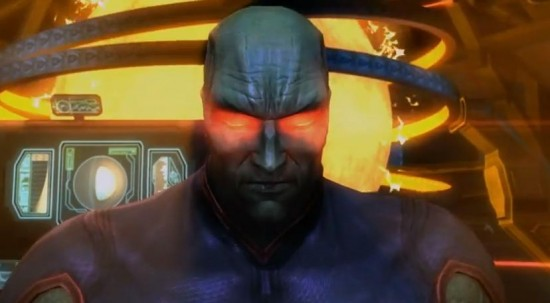Martian Manhunter Injustice DLC Cover Image