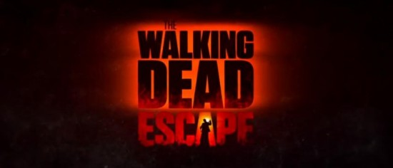 The Walking Dead Escape Cover Image