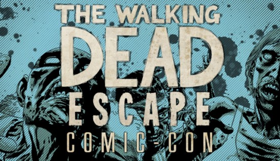 The Walking Dead Escape Survivor Cover Image