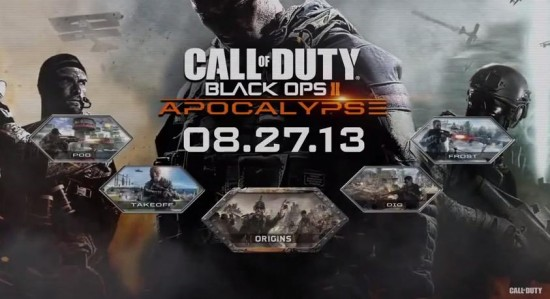 Call of Duty Black Ops II Apocalypse Cover Image