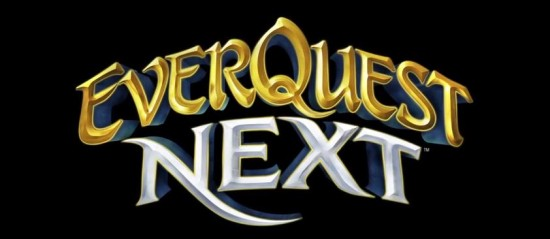 Everquest Next Cover Image Logo