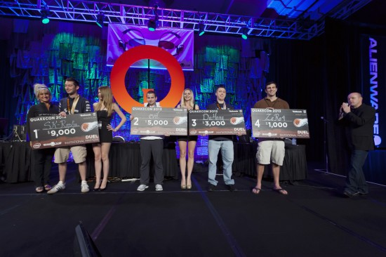 QuakeCon Champion