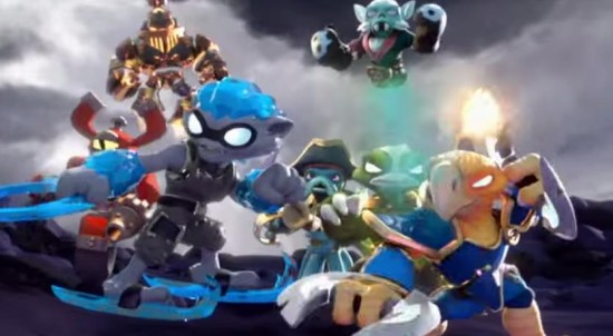 Skylanders SWAP Force Whats New