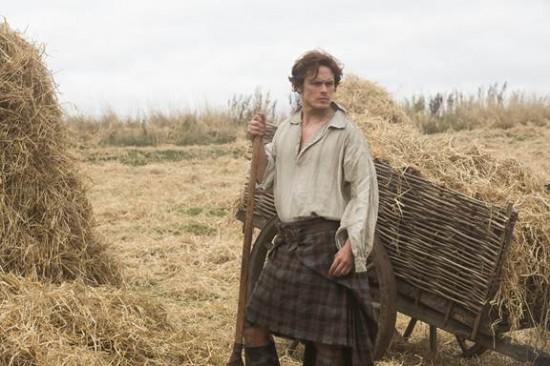 Jaime Fraser Outlander