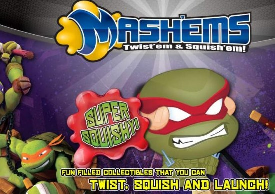 Mashems Cover Image