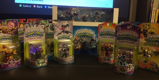 Skylanders Swap Force Cover Image