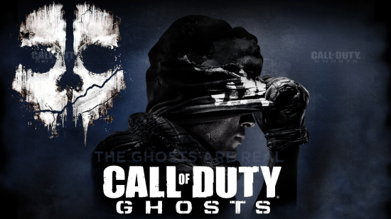 Call of Duty Ghosts Cover Image