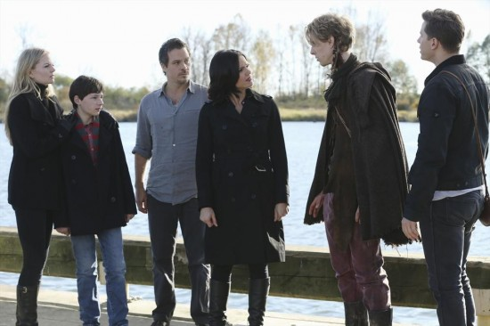 JENNIFER MORRISON, JARED S. GILMORE, MICHAEL RAYMOND-JAMES, LANA PARRILLA, PARKER CROFT, JOSH DALLAS