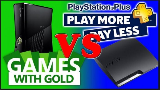 Monday Freeview Games with Gold PlayStation Plus