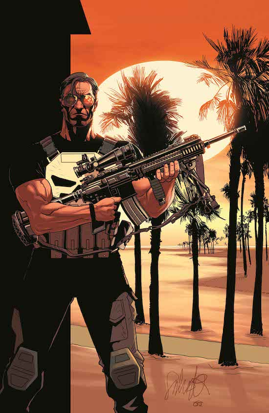 The_Punisher_1_Larocca_Variant
