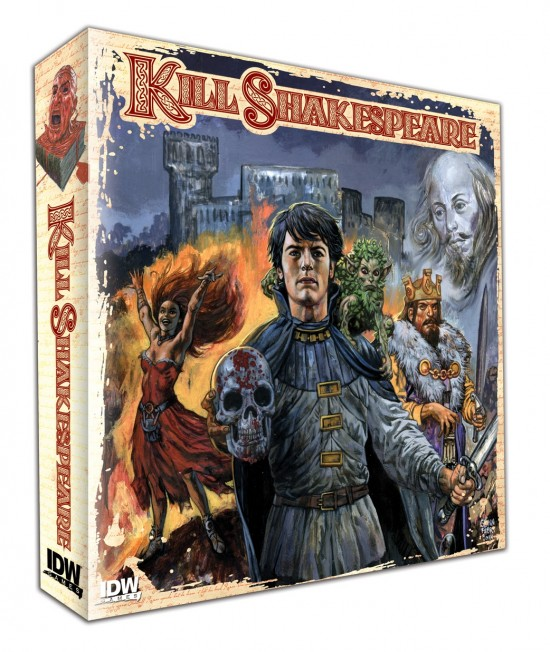 Kill Shakespeare game