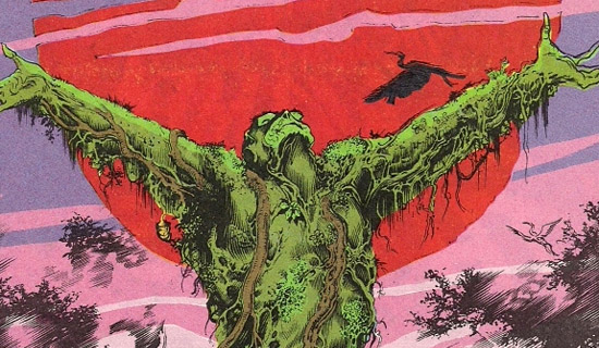 Discovering Alan Moore's 'Saga of the Swamp Thing' V1 2