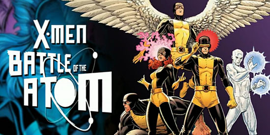Discovering 'X-Men-Battle of the Atom' 1