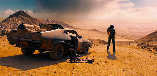 'mad max: fury road'