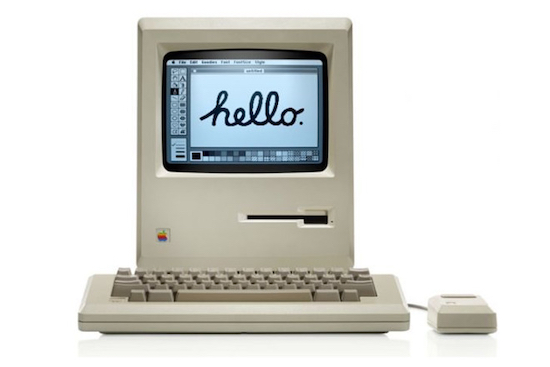 The Apple Macintosh