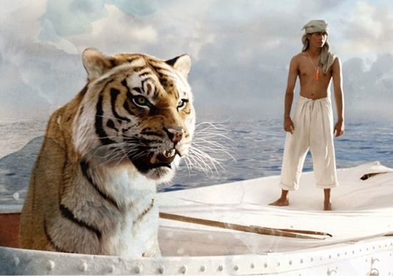 The flickcast movies tv comics and the best geek stuff for Life of pi book characters