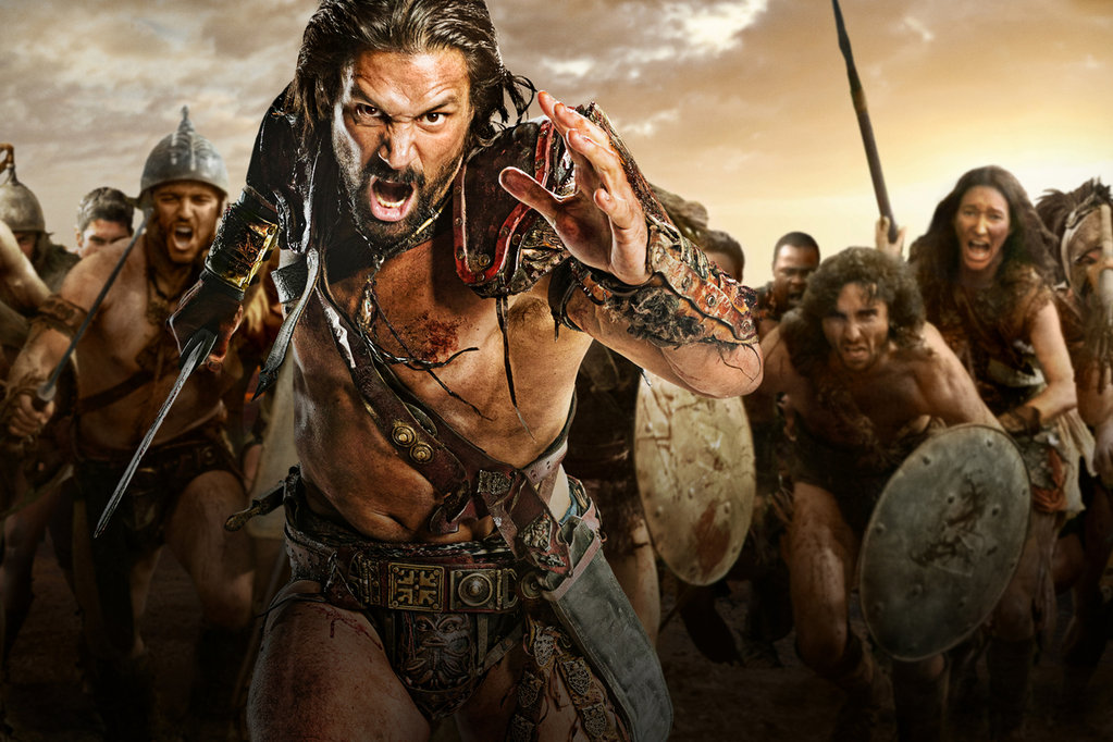 The Final Season Of Spartacus War Damned Begins January 25 Th