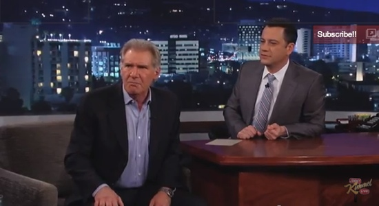 harrison ford jimmy kimmel. Cars Review. Best American Auto & Cars Review
